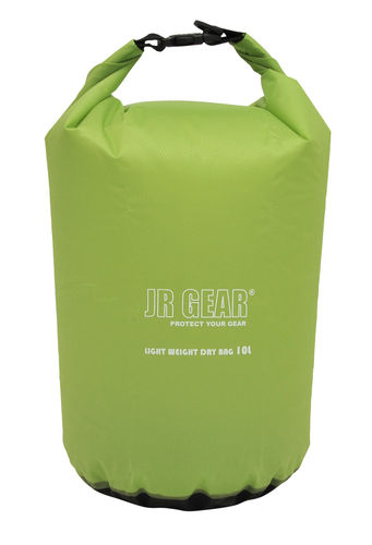 JR Gear Light Weight Dry Bag 10 litran kuivasäkki